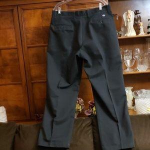 Dockers Navy Blue Pants Size W 36 L 32.